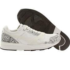 $120 Puma Men Trinomic XT2 Plus - Snow Splatter Pack (white / black) 358392-01