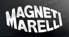 MAGNETI MARELLI sticker decal Factory Accurate F1 WRC MotoGP SBK rally