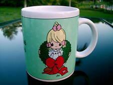 Surrounded With Joy Precious Moments Christmas Mug