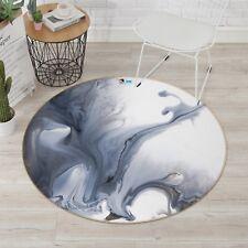 3D Abstract Pattern 3 Non Slip Rug Mat Room Mat Round Elegant  Photo Carpet UK