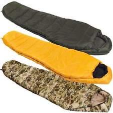 Snugpak Mummy Style Sleeper Expedition Warm Water Repellent Soft Fabric 4 Season