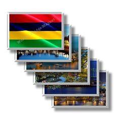 MU - Mauritius - frigo calamite frigorifero souvenir magneti