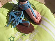 Sandales  dc  model  georgina bleu