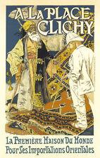 Vintage Français Style Art Nouveau shabby chic imprimés & AFFICHES 112 A1, A2,