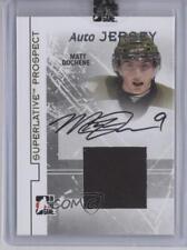 2009-10 In the Game Superlative Volume 2 #PAJ-MD Matt Duchene Auto Hockey Card