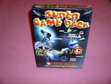 PC _ Super Game Pack (Neuware) _ 6 Spiele - B.U.G.S. - Bodyboarding - Animat ...
