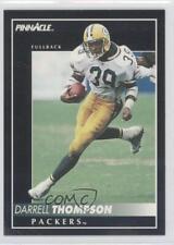 1992 Pinnacle #64 Darrell Thompson Green Bay Packers Football Card