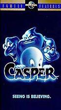 Casper (Vhs, 1997, Clamshell)