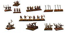 15mm Fantasy Miniatures-Unpainted Undead & Zombies 'HOT' Miniatures-Multi-List 1