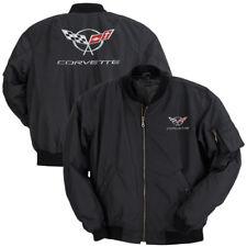 C5 Corvette Black Aviator Jacket