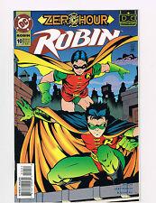 ROBIN, ZEROHOUR, TWO BIRDS ONE STONE, # 10, SEPTEMBER 1994