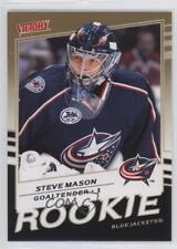 2008 Upper Deck Victory Gold #331 Steve Mason Columbus Blue Jackets Hockey Card