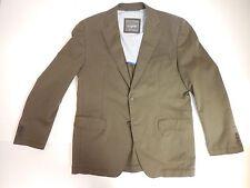 Bugatti Mens Blazer Brown Spring Jacket Short Size US 44-58 S/ EU 27-34