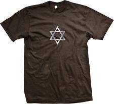 Star Of David Jewish Israel Religion Judaism Temple Pray People Am Men's T-Shirt