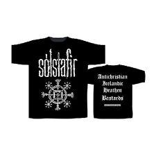 Solstafir-Icelandic Heathen Bastards-T-SHIRT S/M/L/XL