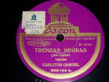 TANGO 78 rpm RECORD Odeon CARLOS GARDEL Palace Theatre
