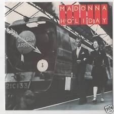 "Madonna - Holiday ( Edit ) 7"" Single 1983 / Stereo"