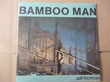 JEFF RICHMAN / Bamboo Man (Vinyl) + Gary Wills, V. Colaiuta