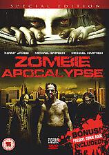 Zombie Apocalypse (DVD, 2010)