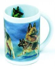 Design Tasse Tasse Céramique tasse à café collection Boetzel schaeferhund 57217