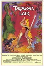 65265 Dragon Lair Movie Bob Sarlatte Wall Print Poster CA