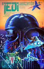 STAR WARS Movie Poster Return of the Jedi Empire Hungarian Art Strikes Back RARE
