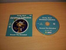 DONNER THE REINDEER Christmas Xmas Childrens Animated Cartoon Rudolph DVD