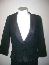 Juicy Couture Bubble Hem Blazer Jacket  NWT $228