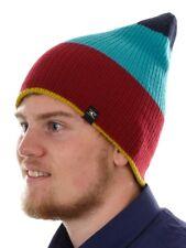 O'NEILL gorro Beanie Gorro de punto sombrero Blau REVERSIBLE punto fino