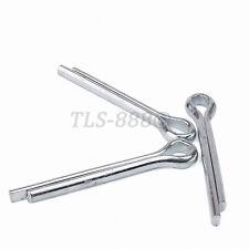 M1,1.5,2,3,4,5 Split-Pins / Split Cotter Lock Retaining Pin - Bright Zinc Plated