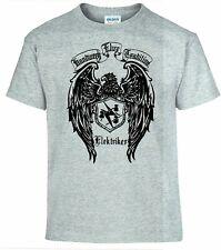 T-Shirt, Electrician, Craft, Guild