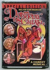 Don't Play Us Cheap (DVD) Avon Long, Mabel King, Esther Rolle, Melvin Van Peeble