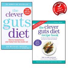 Clever Guts Diet collection G Plan Diet, 28-Day Gut Health Plan, Gut Makeover