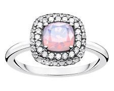 THOMAS SABO Schmuck Ring für Damen Opal-Farbeffekt Silber TR2287-347-7