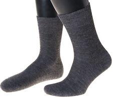 3 Paar Schurwoll-Socken, Business, Made in Germany, 100% Schurwolle