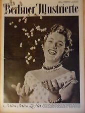 NBI 50/1955 Perlon-Perlen-Zauber Klu-Klux-Klan ohne Maske Dschungelkrieg