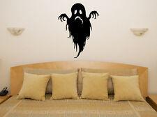 GHOST SPOOKY scarey Boo Halloween Camera Da Letto Decalcomania Muro ARTE Adesivo FOTO