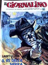 Giornalino 38 1972 Larry Yuma Il re della Sierra - Dev Bardai - Mister Charade