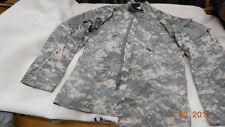 Authentic ACU digital camouflage blouse