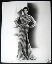 ***1930's SYLVIA SIDNEY~American Movie Heroine