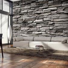 Vlies Fototapete Steinoptik Tapete Stein Effekt Steinwand Wandbild f-B-0043-a-a