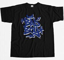 Graffiti Writing Bad Boy Mens T-Shirt