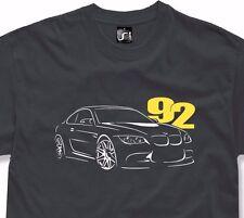 T-shirt for bmw e92 fans coupe m3 330 335 325 318 drift tshirt + hoodie