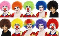 FUNKY Parrucca Afro Cappello Disco Crazy Clown anni 70 VESTITO UNISEX