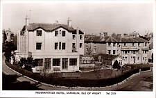 Shanklin, Isle of Wight. Medehamstede Hotel.