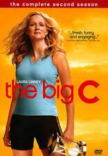 #8 THE BIG C Second Season Brand New DVD Set FREE SHIPPING