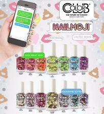 Color Club~*** NailMoji Collection ***~ Emoji Nail Polish