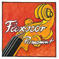 Detalles de Pirastro flexocor-permanent 4/4 violin cuerdas frase, recursos, e-bala
