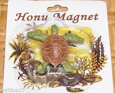 NIP - Small Hawaiian Baby Honu Green Sea Turtle Magnet