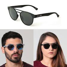 Occhiali da Sole Uomo Donna XLAB flessibili smontabili Polarizzati Round tr096